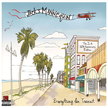 Jack's Mannequin - Everything In Transit (Explicit)
