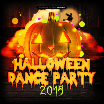 Various Artists - Halloween Dance Party 2015