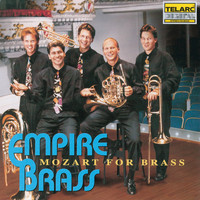 Empire Brass - Mozart For Brass