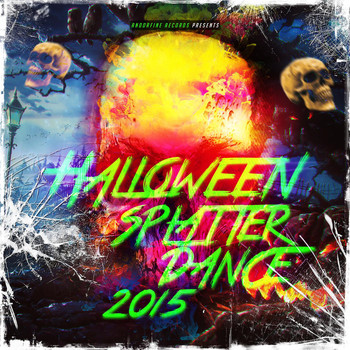 Various Artists - Halloween Splatter Dance 2015