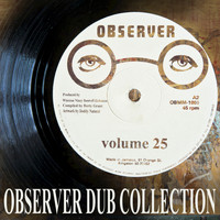 Niney the Observer - Observer Dub Collection Vol. 25