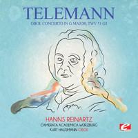 Georg Philipp Telemann - Telemann: Oboe Concerto in G Major, TWV 51:G3 (Digitally Remastered)