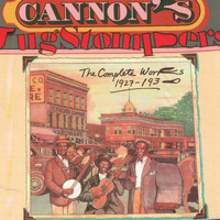 Cannon's Jug Stompers - Complete Works, 1927-1930