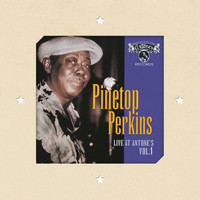Pinetop Perkins - Live At Antone's Vol. 1