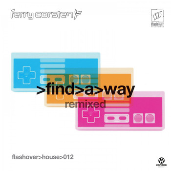 Ferry Corsten - Find a Way (Remixed)