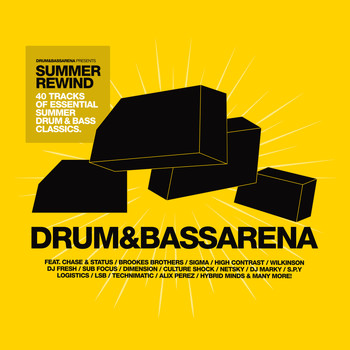 Various Artists - Drum & Bass Arena Summer Rewind