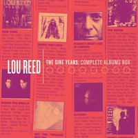Lou Reed - The Sire Years: Complete Albums Box (Explicit)