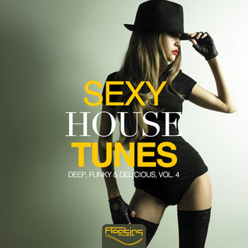 Various Artists - Sexy House Tunes - Deep, Funky & Delicious, Vol. 4