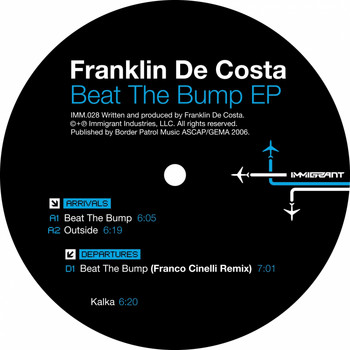 Franklin de Costa - Beat The Bump