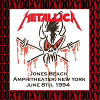 Metallica - Jones Beach Amphitheater, Long Island, New York, June 8th 1994