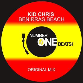 Kid Chris - Benirras Beach