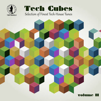 Various Artists - Tech Cubes, Vol. 11 - Selection of Finest Tech-House Tunes! (Explicit)