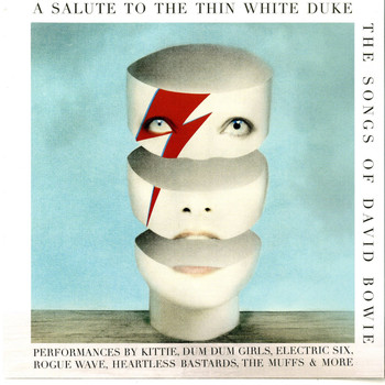 Various Artists - A Salute to the Thin White Duke - The Songs of David Bowie