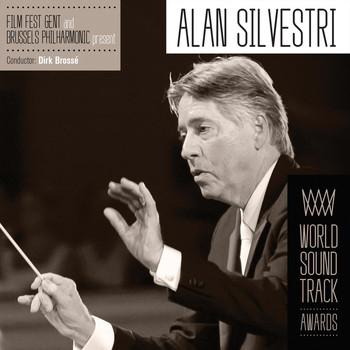 Alan Silvestri, Brussels Philharmonic & Dirk Brossé - Alan Silvestri at Film Fest Gent