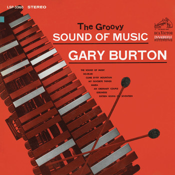 Gary Burton - The Groovy Sound of Music