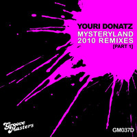 youri Donatz - Mysteryland 2010 Remixes - Part 1