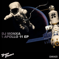 Dj Monxa - Apollo 11 EP