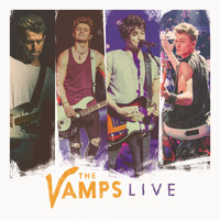 The Vamps - Live - EP