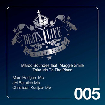 Marco Soundee - Take Me To The Place