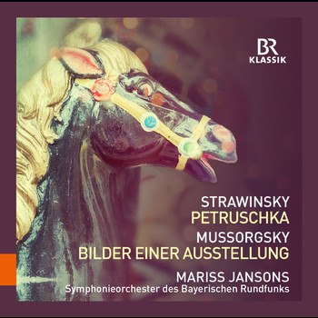 Mariss Jansons - Stravinsky: Petrushka - Mussorgsky: Pictures at an Exhibition