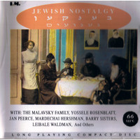Various Artists - Jewish Nostalgy