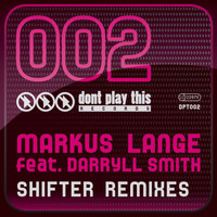 Markus Lange - Shifter (Remixes)