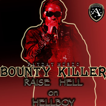 Bounty Killer - Raise Hell on Hellboy - EP - Ringtones