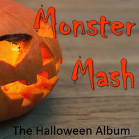 The Scary Gang - Monster Mash: The Halloween Album