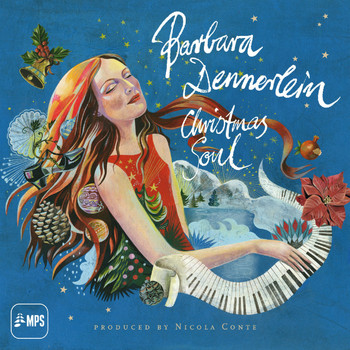Barbara Dennerlein - Christmas Soul (Bonus Track Version)