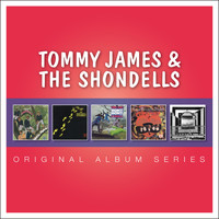 Tommy James & The Shondells - Original Album Series