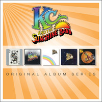 KC & The Sunshine Band - Original Album Series