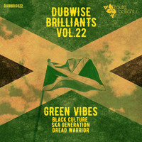 Green Vibes - Dubwise Brilliants, Vol. 22