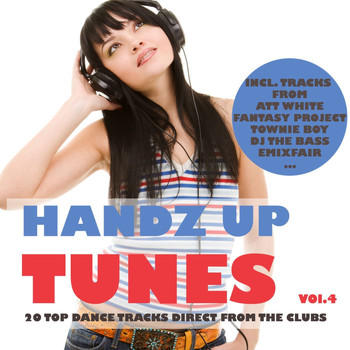 Various Artists - Handz Up Tunes Vol. 4