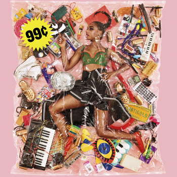Santigold - Can't Get Enough Of Myself (feat. B.C)