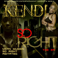 "Kendi - Kendi - So Right ""The EP"""