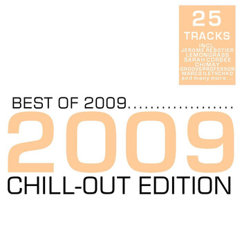 Various Artists - Best of 2009 - Chill-Out Edition
