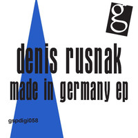 Denis Rusnak - Made In Germany Vol. 1