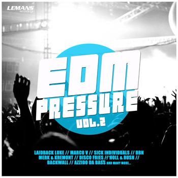 Various Artists - EDM Pressure, Vol. 2