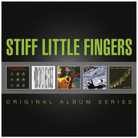 Stiff Little Fingers - Original Album Series (Explicit)