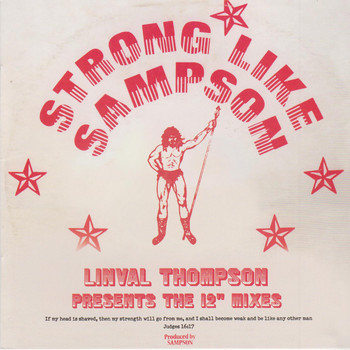 "Various Artists - Strong Like Sampson: Linval Thompson Presents the 12"" Mixes"