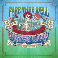 Grateful Dead - Fare Thee Well (Live 7/5/2015)