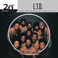 L.T.D. - The Best Of L.T.D. 20th Century Masters The Millennium Collection