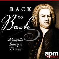 The Swingle Singers - Back to Bach: Acapella Baroque Masterpieces