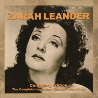 Zarah Leander - The Complete Legendary German Recordings 1936-1952