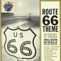 Nelson Riddle - Route 66 theme and Other Great TV Themes
