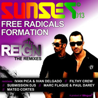 The Free Radicals Formation - Reign - The Remixes