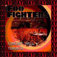Foo Fighters - Concert Hall, Toronto, Canada, April 3rd, 1996
