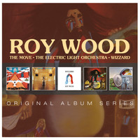 Roy Wood - Original Album Series
