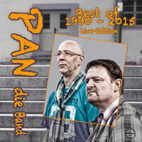 PAN die Band - Best of PAN - 1990-2015 (Live-Edition)
