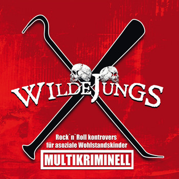 Wilde Jungs - Multikriminell (Explicit)